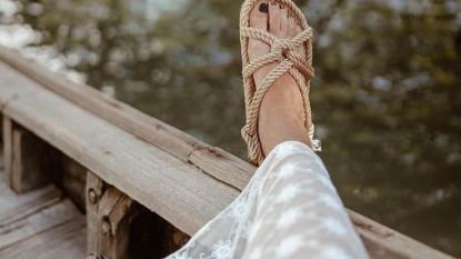 5 sandalentrends die ideaal zijn met deze hittegolf
