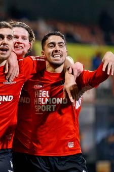 Zo werd het toch nog de week van Helmond Sport-uitblinker Karim Loukili: 'Kunnen dit volhouden'