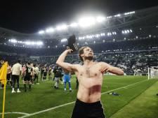 Kaarten geschrapt, Ajax zonder schorsingen naar halve finales
