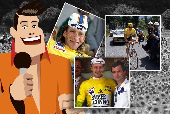 Quiz: Nederlanders in het geel.