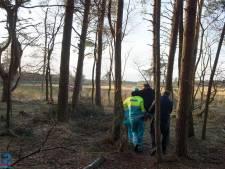 Vrouw ligt ruim een uur met beenbreuk in Loonse en Drunense Duinen