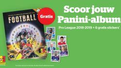Scoor zaterdag bij Het Laatste Nieuws gratis een Panini-stickerboek!
