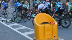 """Koers kort: Schoen van Cavendish blijft achter op verkeerseiland - Greipel: """"Komende weken staan in teken van revalidatie"""""""
