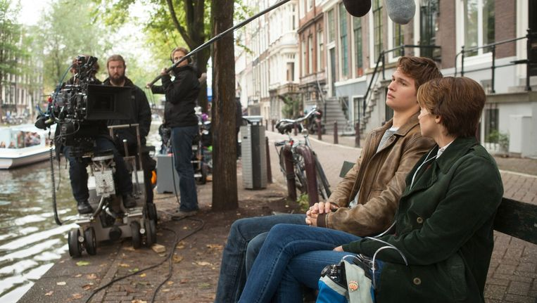 Bankje The Fault In Our Stars.Washington Post En The Guardian Zoeken Kwijtgeraakt Bankje Uit