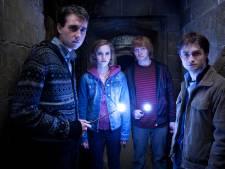 Percy en Oliver bij Harry Potter-festijn in Kasteel Doornenburg