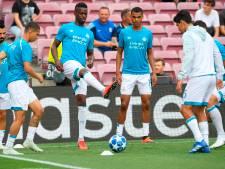 Cody Gakpo schiet Jong PSV naar drie punten tegen FC Volendam