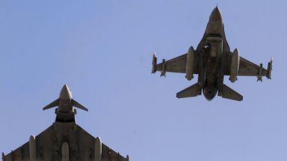 NAVO drukt spijt uit over afvuren raket door Spaanse Eurofighter in Estland