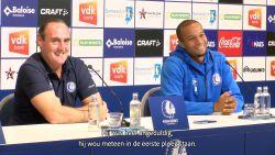 """Odjidja en Vanderhaeghe jennen mekaar over gezamenlijke periode bij Anderlecht: """"Hij wou zijn plaats niet afstaan aan mij"""""""