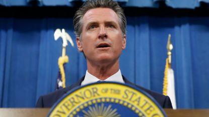 Krijgt gouverneur van Californië Trump op de knieën met nieuwe wet voor belastingaangifte?