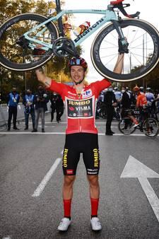 Primoz Roglic wint prestigieuze prijs Vélo d'Or