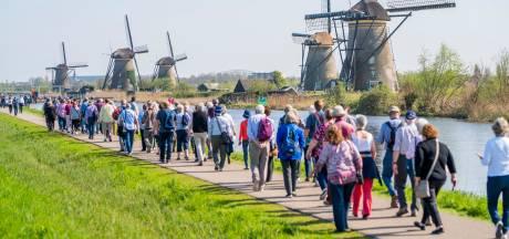 Werelderfgoed Kinderdijk gaat het aantal bezoekers tellen