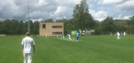 Terugkeer Cricketclub Zwolle in de competitie levert nog geen overwinning op