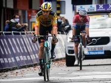 """Tensions entre Van Aert et Van der Poel: """"La rivalité dure depuis longtemps"""""""
