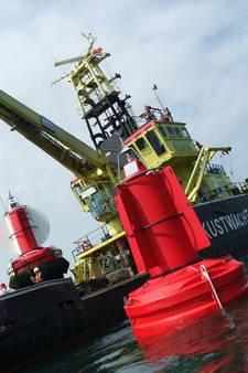 Operatie Noordzee: vaarroutes voor de kust volledig aangepast