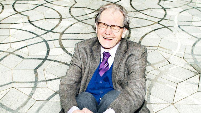Sir Roger Penrose. Beeld null