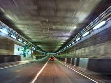 IJtunnel weer open na technische problemen