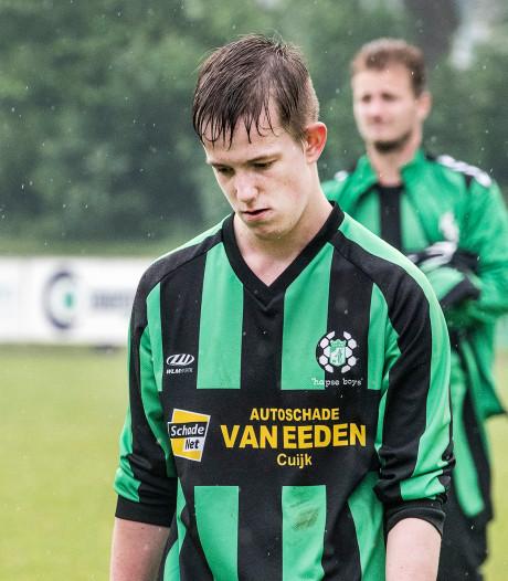 Hapse Boys dicht bij bekerstunt, GVV'57 lijdt ruime nederlaag