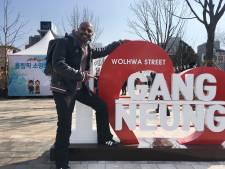 Nelson uit Steenwijk geniet met 'zijn' cheerleaders in Pyeongchang