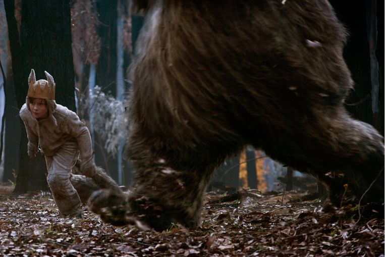 Still uit Where the Wild Things Are Beeld