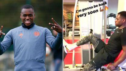 Goed nieuws voor Anderlecht: Dimata sluit morgen aan bij de groep