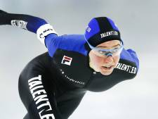 Visser net naast podium op 3.000 meter in Hamar, Beune wint in B-groep