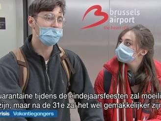 """Heisa na reportage waarin terugkerende reizigers zeggen dat quarantaine tijdens eindejaar """"moeilijk"""" wordt: """"Onverantwoord degoutant en egoïstisch"""""""