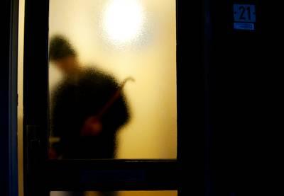 Dader verwondt zich bij inbraak in Krimpen aan den IJssel