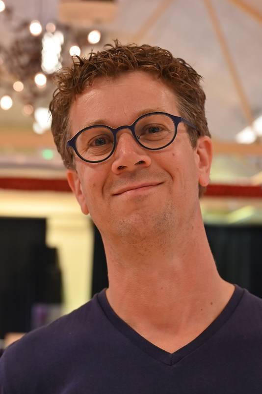 Dirigent Bart van Zutven.