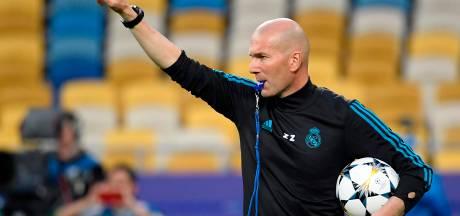 Zidane: Ronaldo niet op 150 procent, maar 140 is ook niet slecht