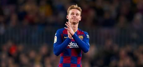 De Jong krijgt rust bij Barcelona, De Vrij wel in de basis