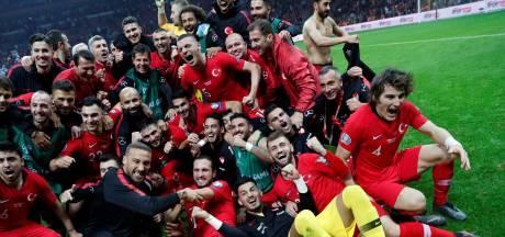 Turkije naar EK dankzij gelijkspel tegen zwak IJsland