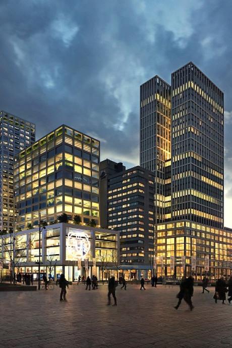 MVRDV bouwt aan Kruisplein