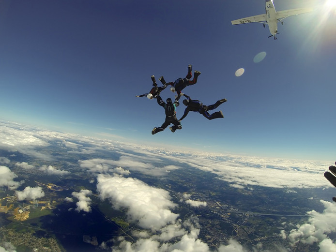 Foto Skydive ENPC