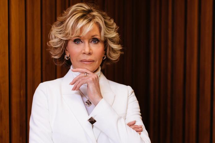 Jane Fonda in 2018