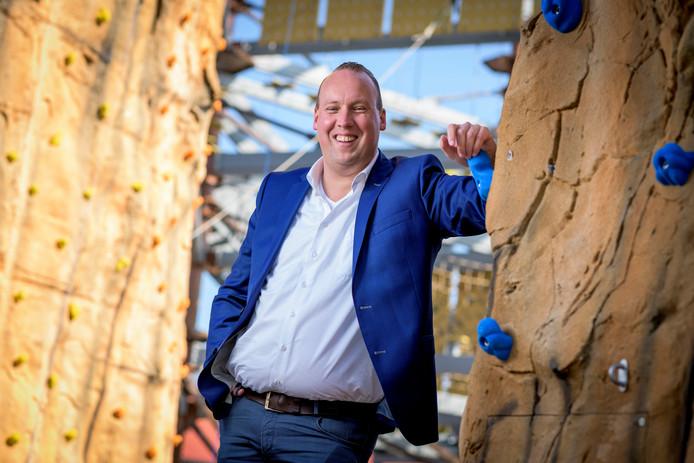 Wouter Pops CEO van Attractiepark Slagharen