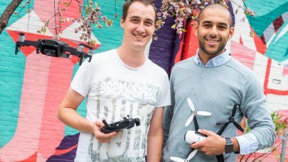 Jong CD&V wil oefenterrein voor drones in Park Spoor Noord