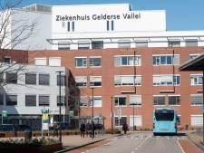 Aantal ziekenhuisopnames van coronapatiënten stijgt nog hard in de Vallei