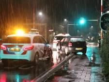 Auto na achtervolging klemgereden in Maarssen