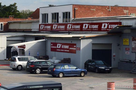Sportwinkel D'Store.
