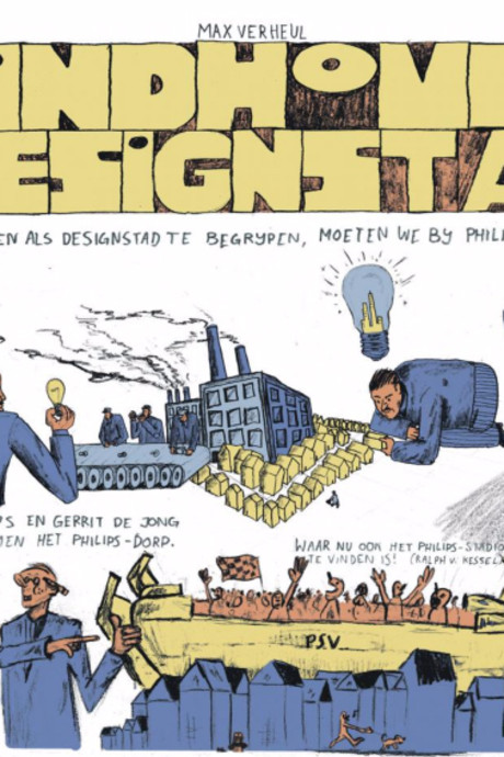 Bekijk DDW-magazine 'Drawing the times'