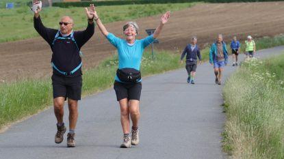 Liefst 4.648 wandelaars voor 100 km van Ieper