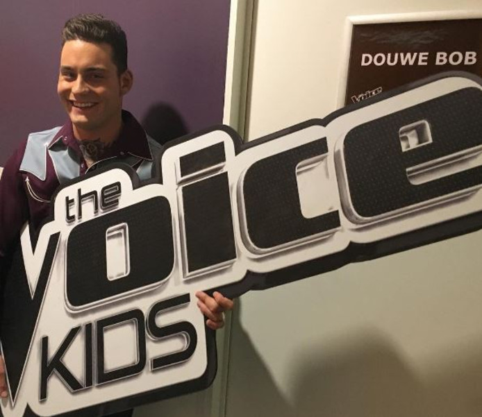 Douwe Bob wordt de vierde coach van The Voice Kids.