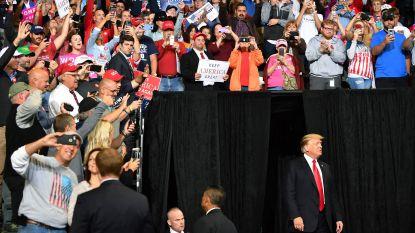 Opinie. Gaat Trump nog afgeremd worden? Reken er maar niet op Europa