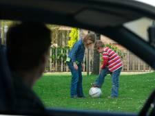 Vermeende kinderlokker in blauw busje Breda niet gevonden: 'Alles gedaan wat we konden'