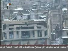 Journalisten: middeleeuwse slachting in Homs