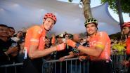 """Van Avermaet wou sprinters verrassen: """"Wou een beetje show geven"""""""