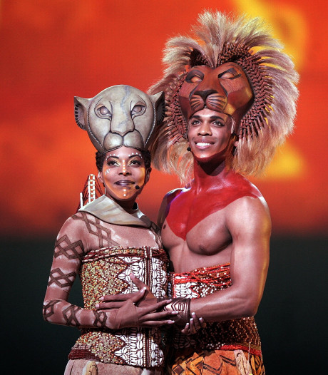 208.000 tissues: The Lion King-musical in bizarre cijfers