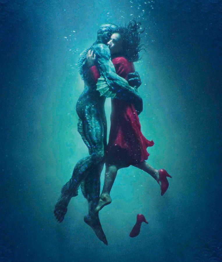 The Shape of Water, Guillermo del Toro. Beeld