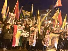 Meisje bedreigd: Spanning tussen Koerden en Turken in Arnhem loopt op