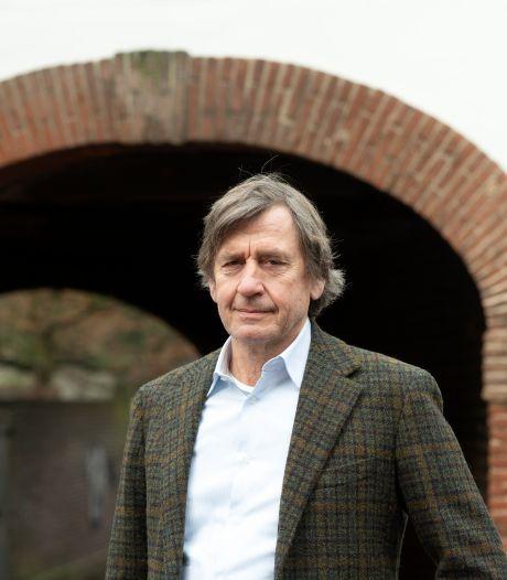 Schrijver Ad ten Bosch komt naar Zutphen om 'op te drogen': 'Als ik de trein over de IJsselbrug hoor denderen, voelt dat als thuiskomen'